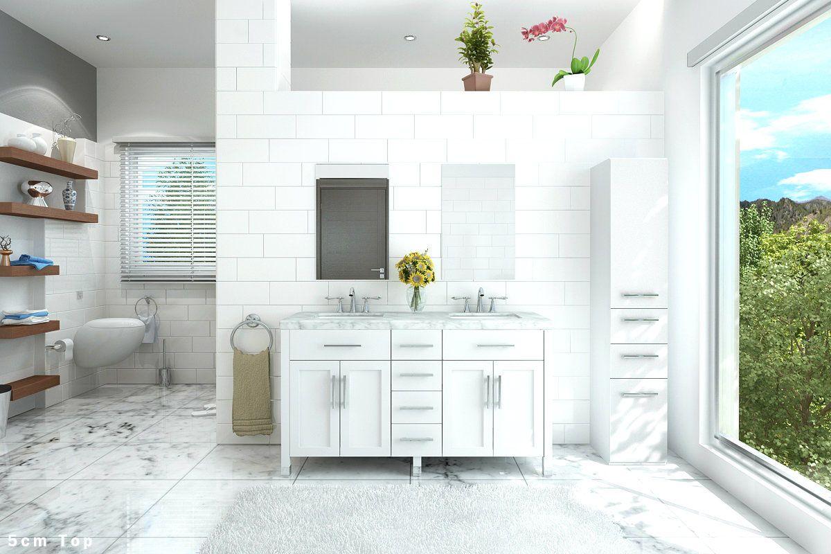 boardwalk double bath vanity bathroom trends