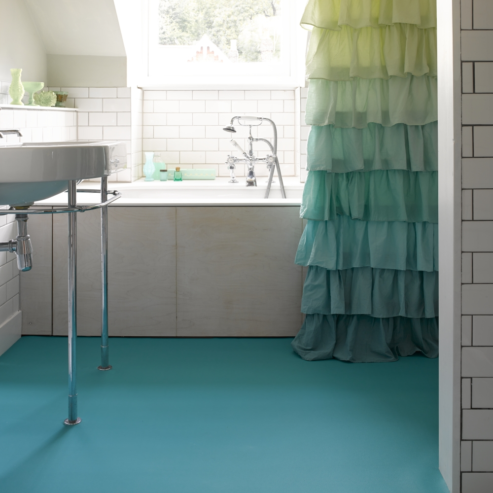 best moisture resistant flooring for bathrooms