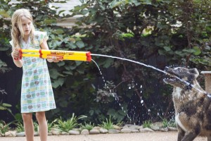 8 Water Saving Tips For Kids & Parents