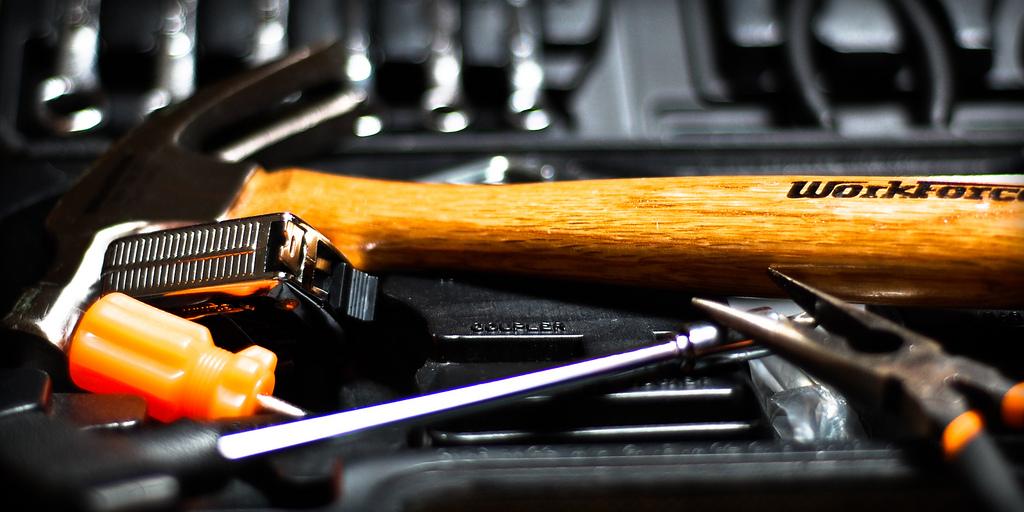 Basic Toolkit For DIY Bathroom Maintenance