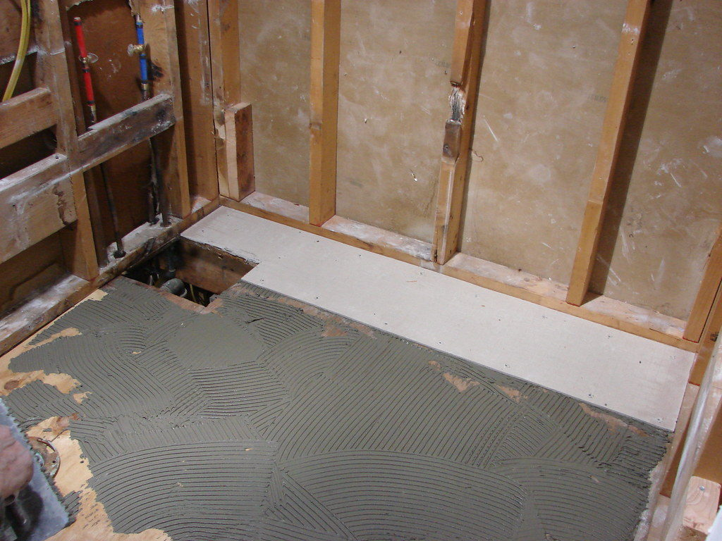 Bathroom Remodeling Tips Choosing A Subfloor Material