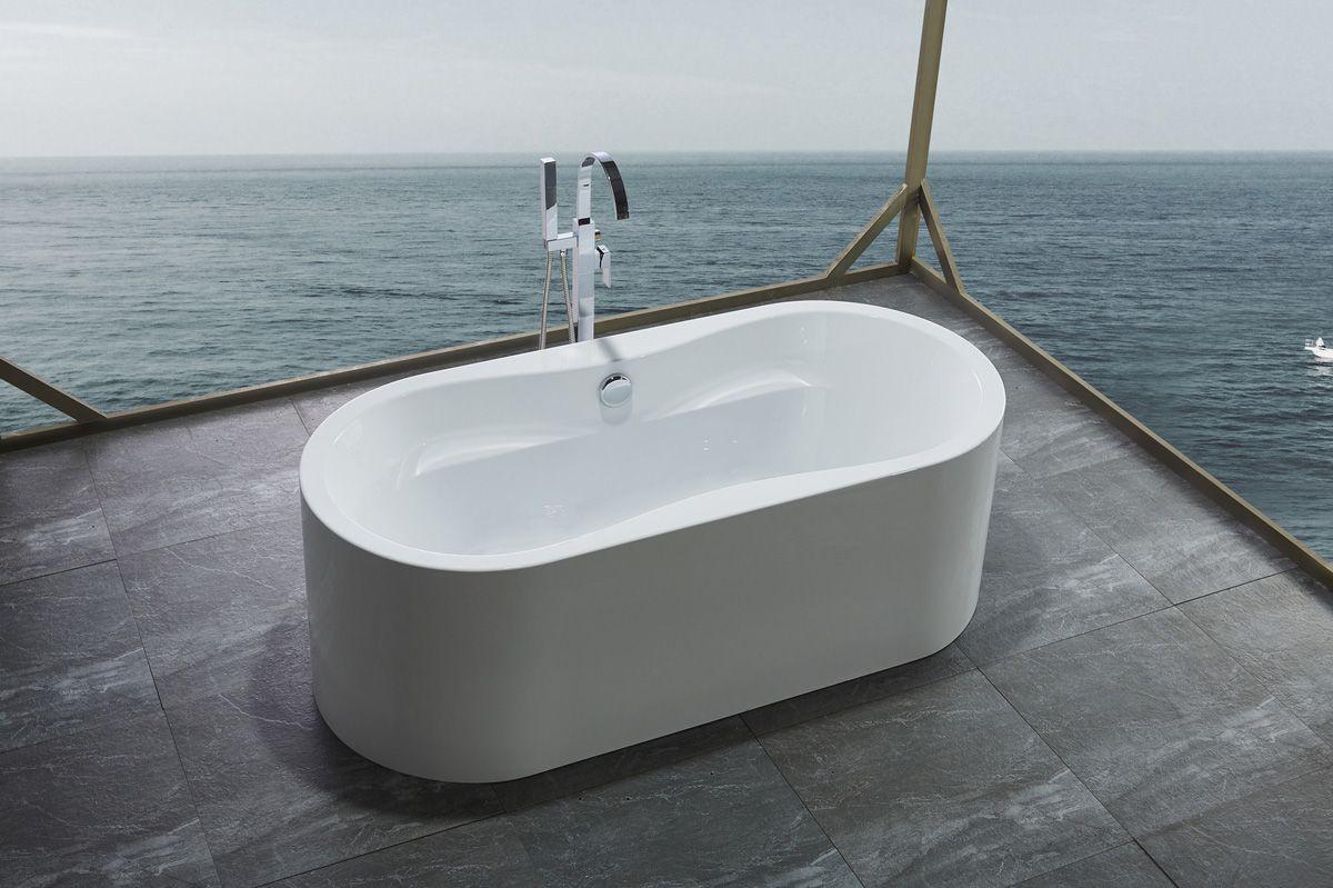 bathtub buying guide willowjay acrylic white bathtub