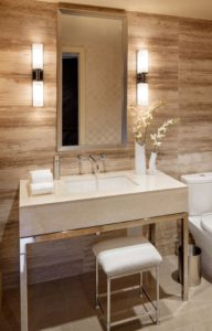 Best Bathroom Lighting Options for Shaving & Putting on Makeup