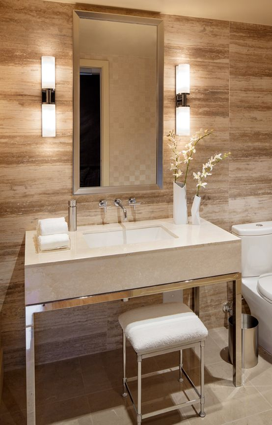 Modish Bathroom Lighting Ideas With Modern Concept: Best Bathroom Lighting Options For Shaving & Putting On Makeup