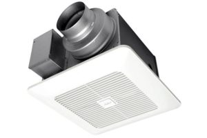 Does a Bathroom Extractor Fan Have to Run to the Outside?