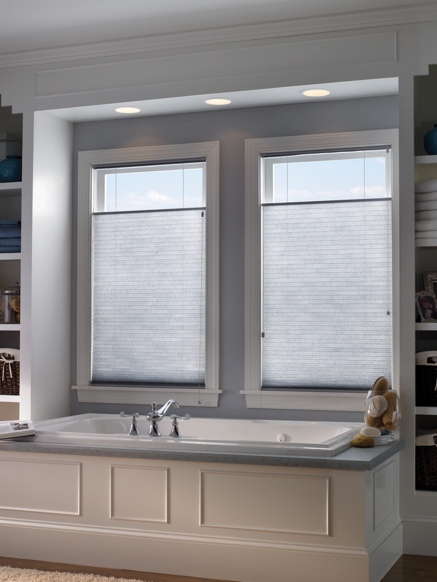 Creative Window Treatment Inspiration for Your Bathroom