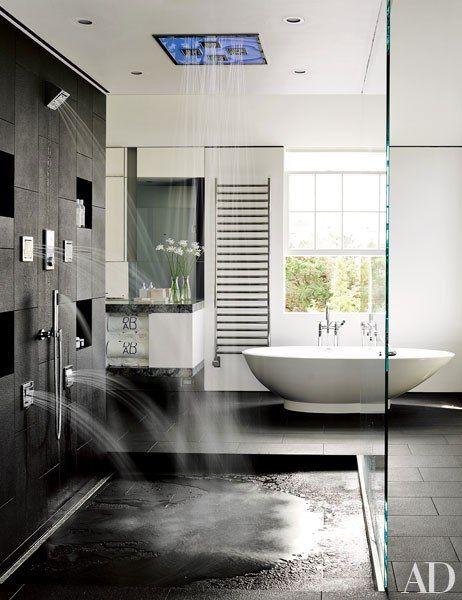 walk in showers luxury shower with multiple sprayers