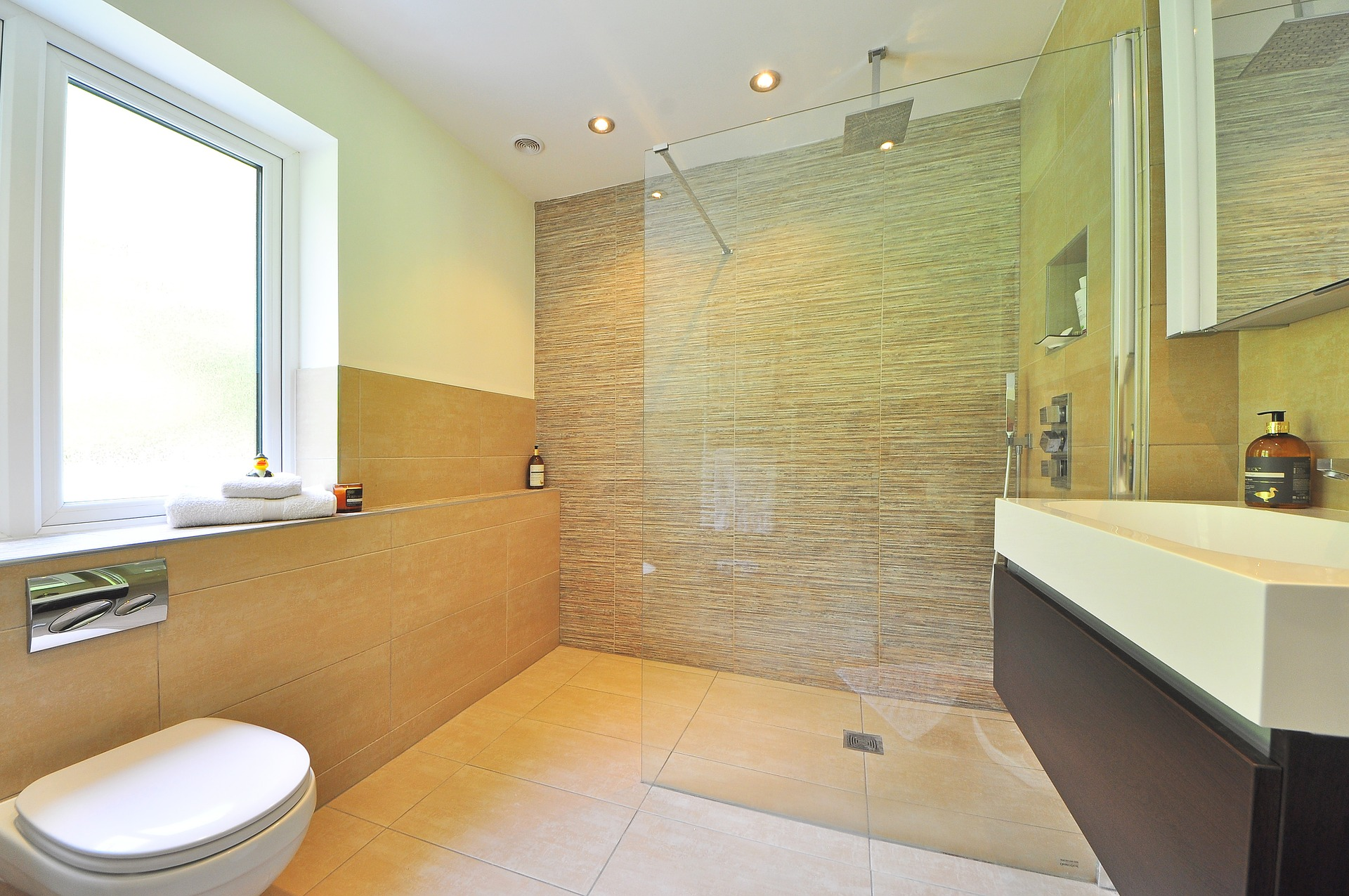 natural cleaning solutions sinks and counters