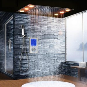 How to Remodel a Shower on a Budget