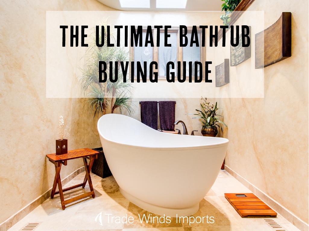 ultimate bathtub buying guide bathroom vanity articles