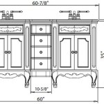 What is the Standard Height of a Bathroom Vanity?