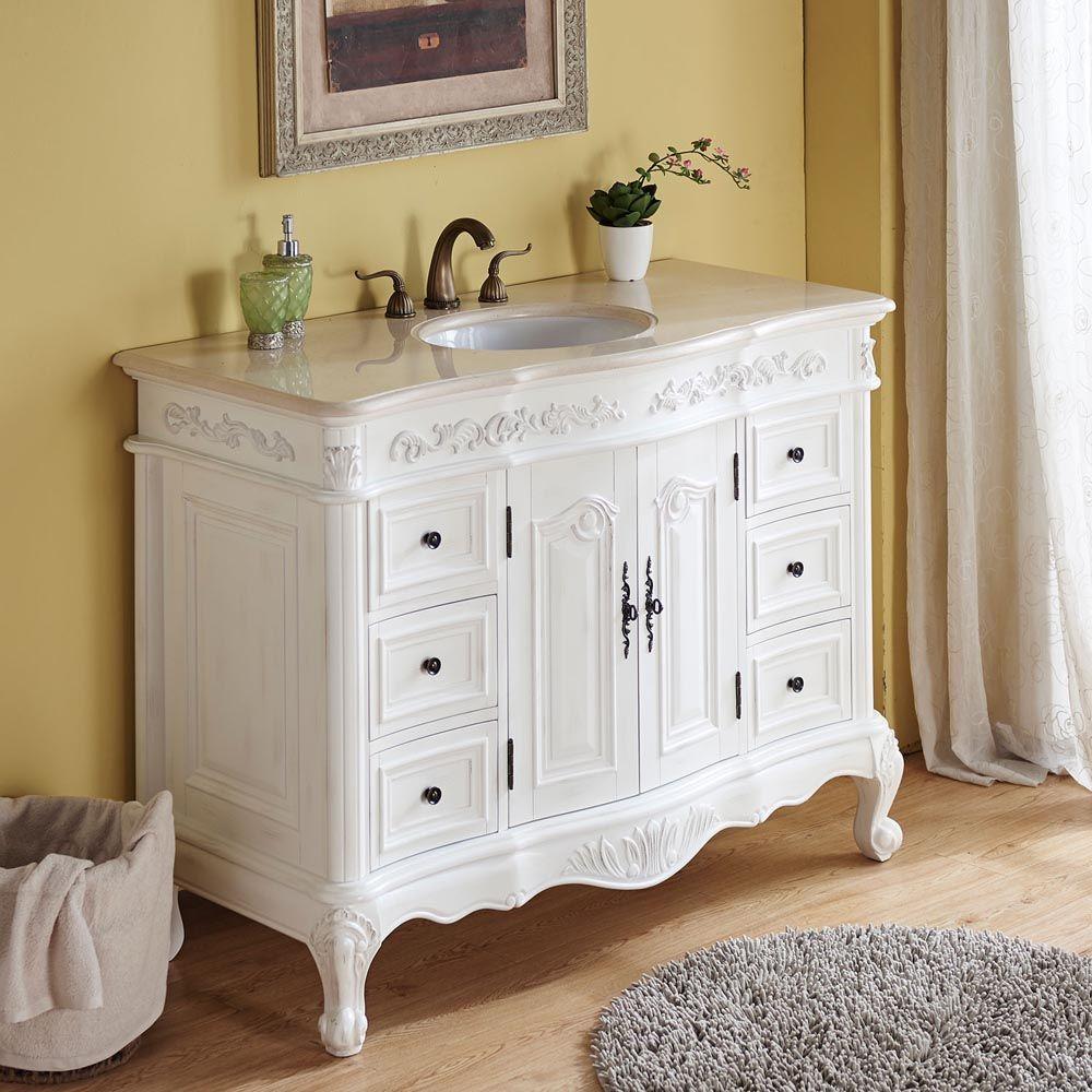 Furniture Style Bathroom Vanity, Bathroom Vanities That Look Like Furniture