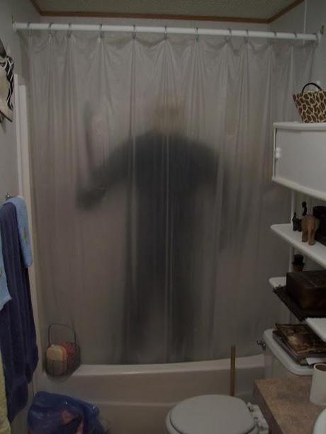 Jason Shower Prop Halloween
