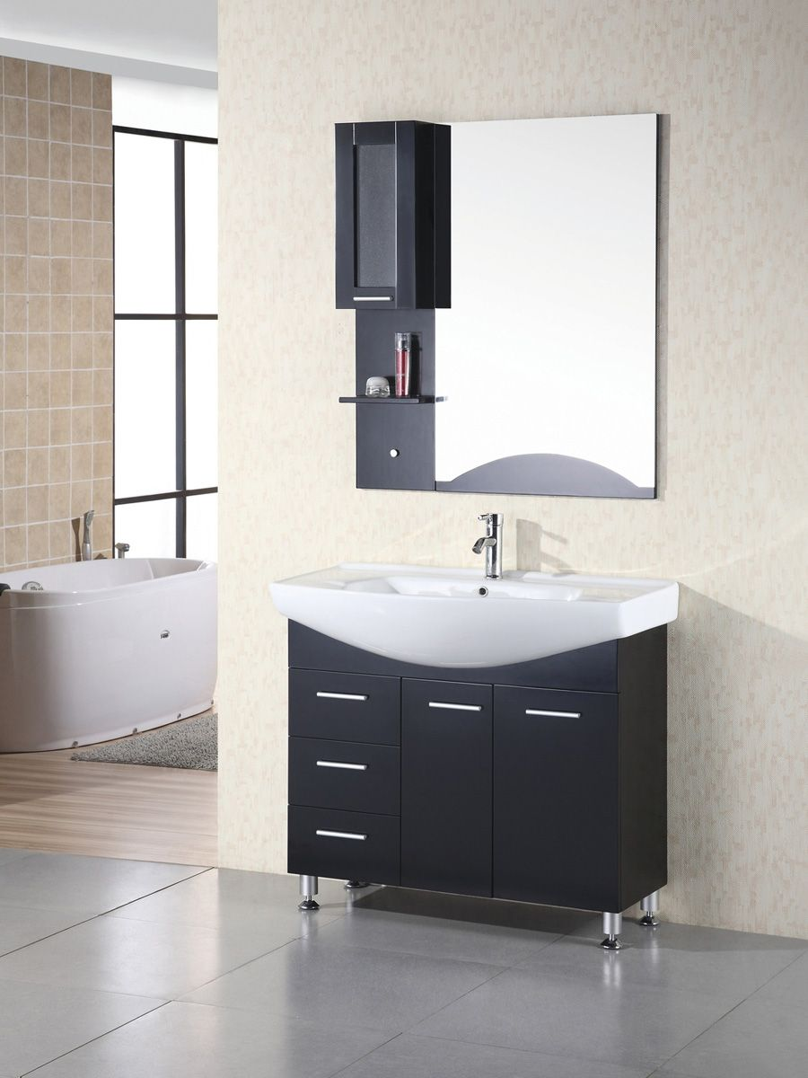 Sierra Single Bath Vanity Raising A Bathroom