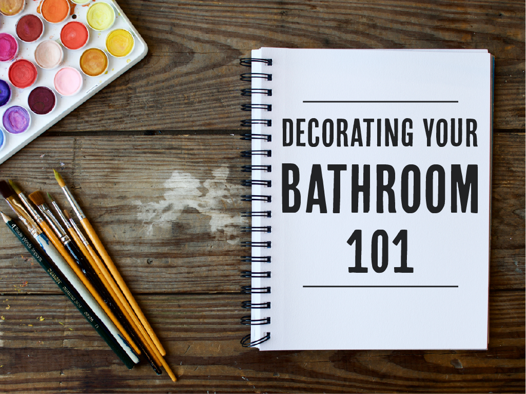 best ways to decorate your bathroom with art bathroom vanity articles