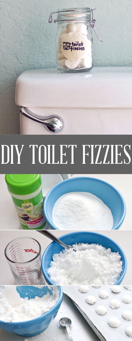 DIY Tricks for a Brilliantly Clean Bathroom