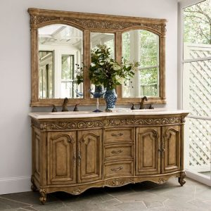 The French Provincial Bathroom Vanities You've Been Looking For