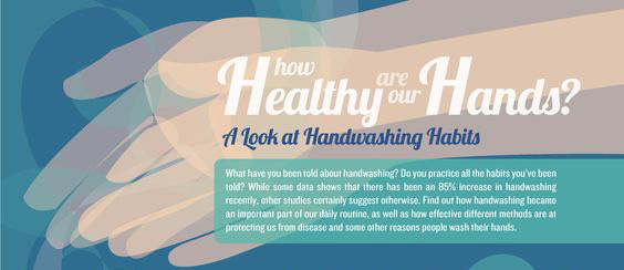 The Joy of Healthy Hands – Infographic