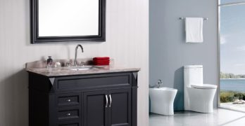 What the Heck Are Transitional Bathroom Vanities, Anyway?