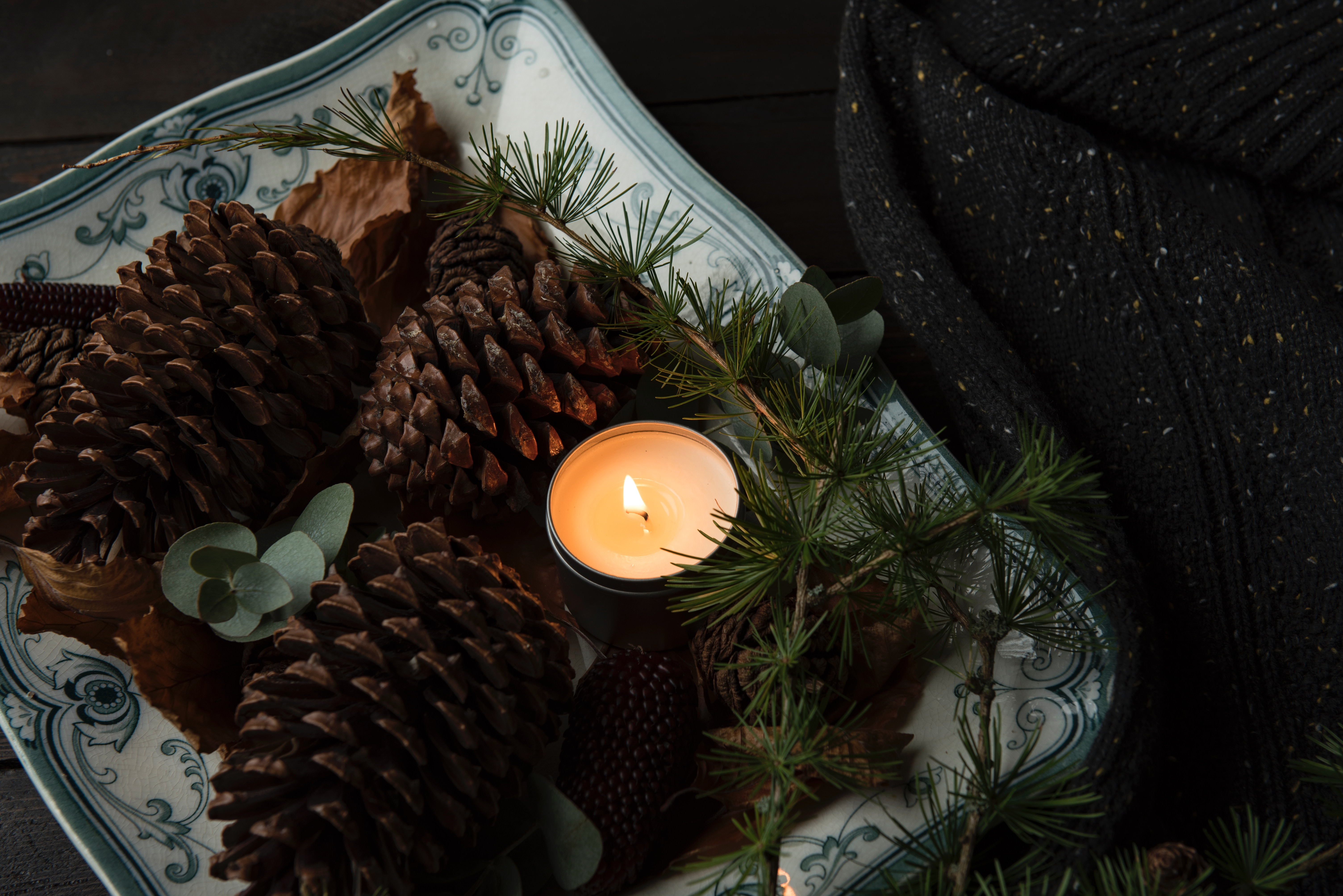 holiday bathroom decorating ideas candles in the bathroom