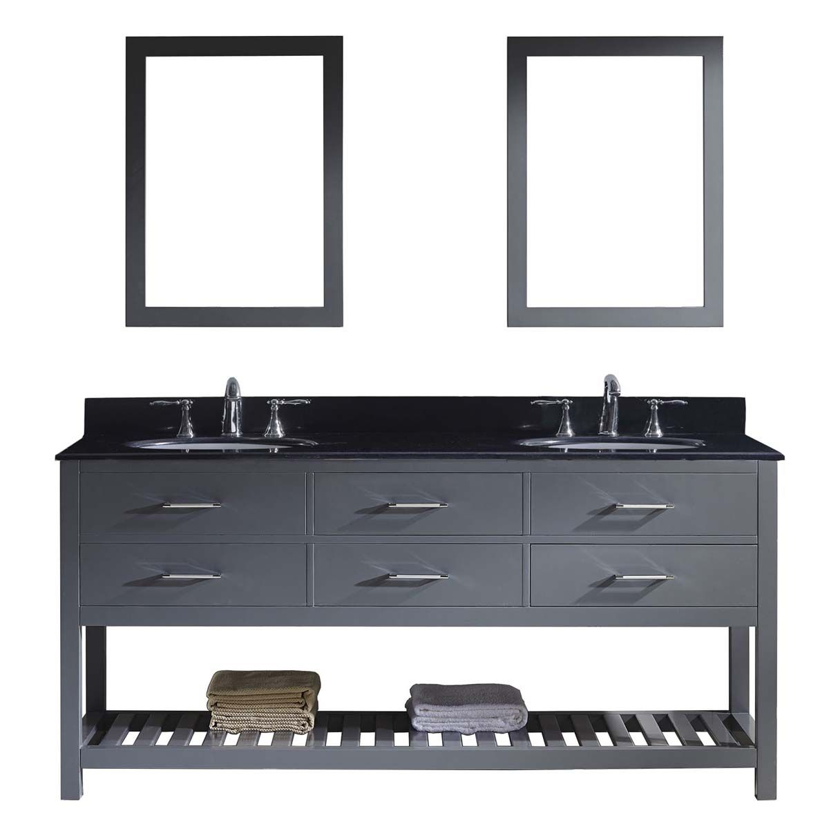 What S The Best Material For A Bathroom Vanity Cabinet