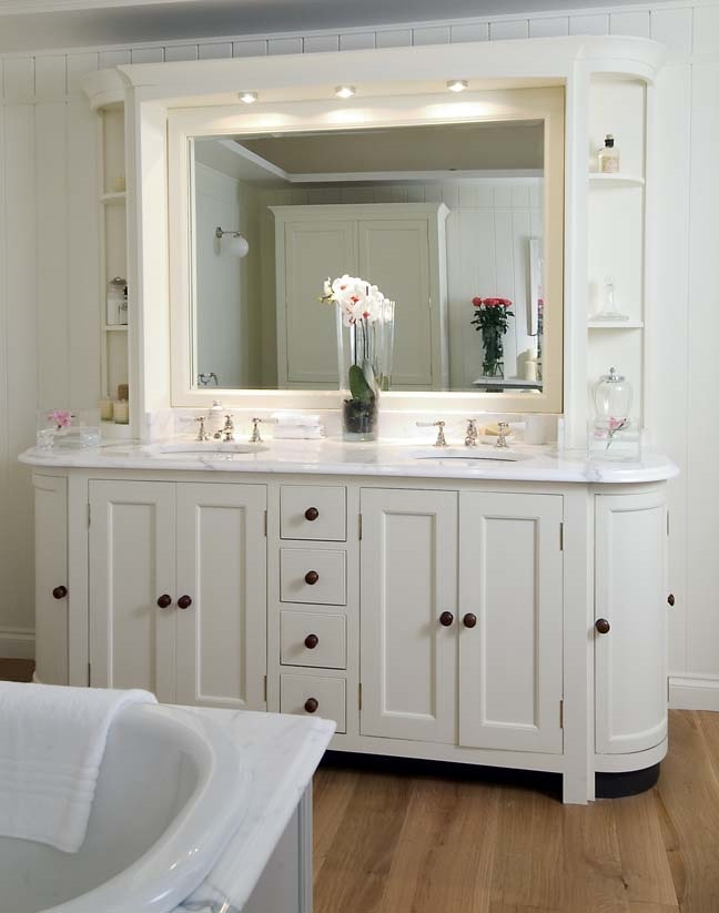 Wood Vanities For Bathrooms mdf or wood in bathroom i twi bathroom vanity blog
