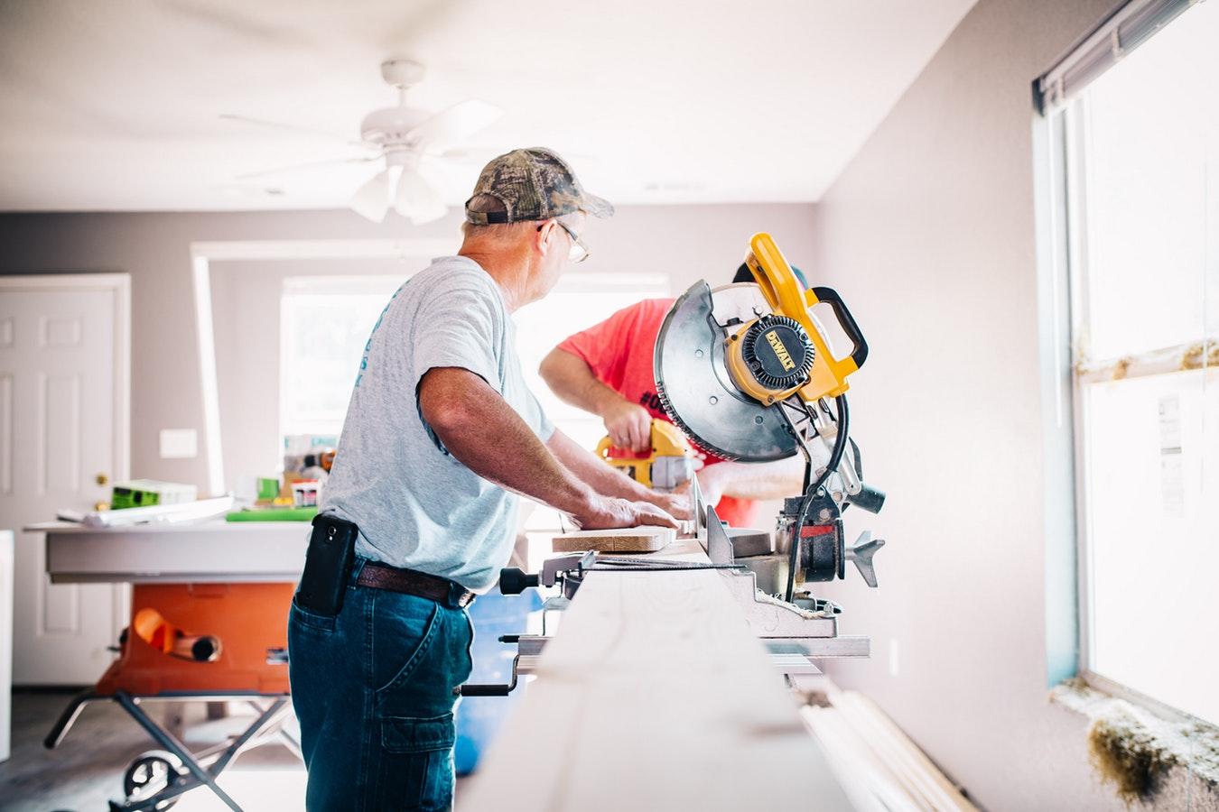 contractor helping remodel your bathroom