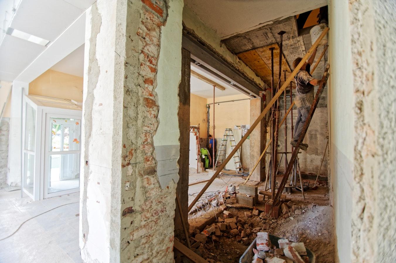remodel your bathroom demolition