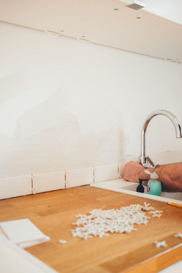 tiling remodel your bathroom