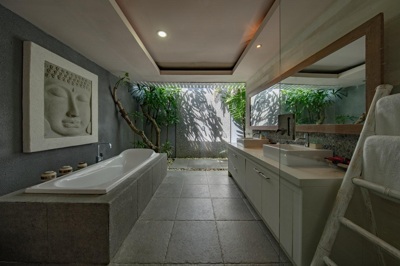 bathtub buying guide undermount tub stone surround
