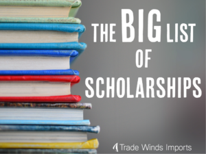 The Big List of Furniture/Interior Design Scholarships
