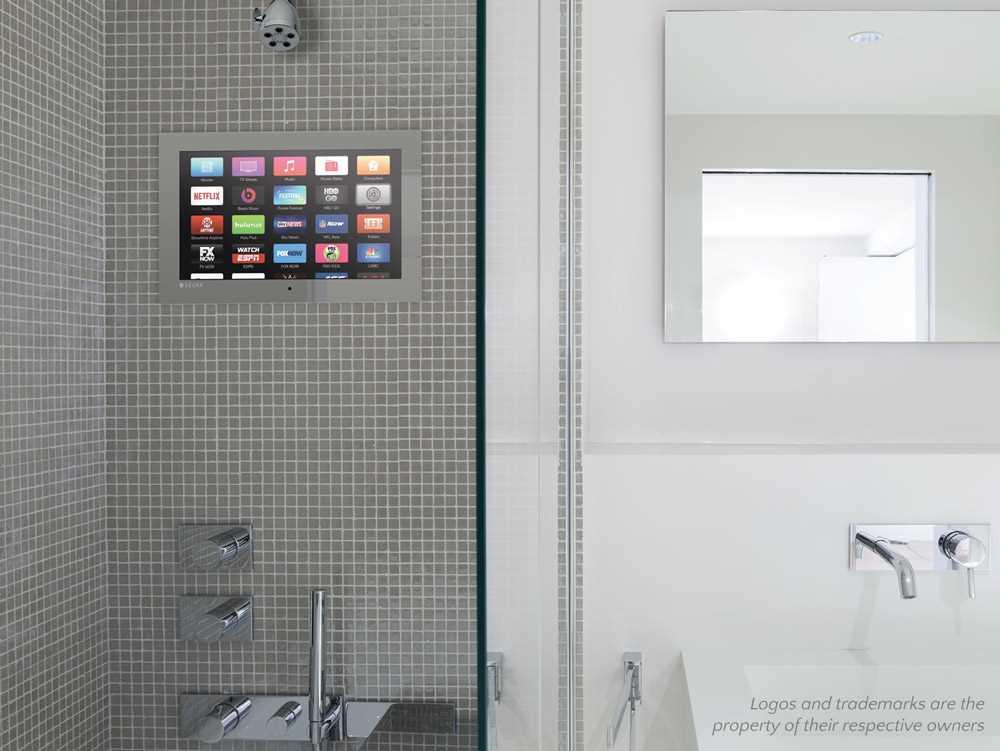seura tv shower future bathroom trends