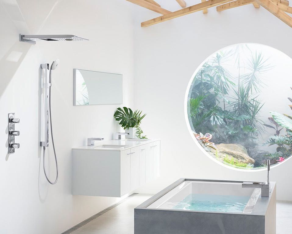 Turn your bathroom into an eco-friendly oasis