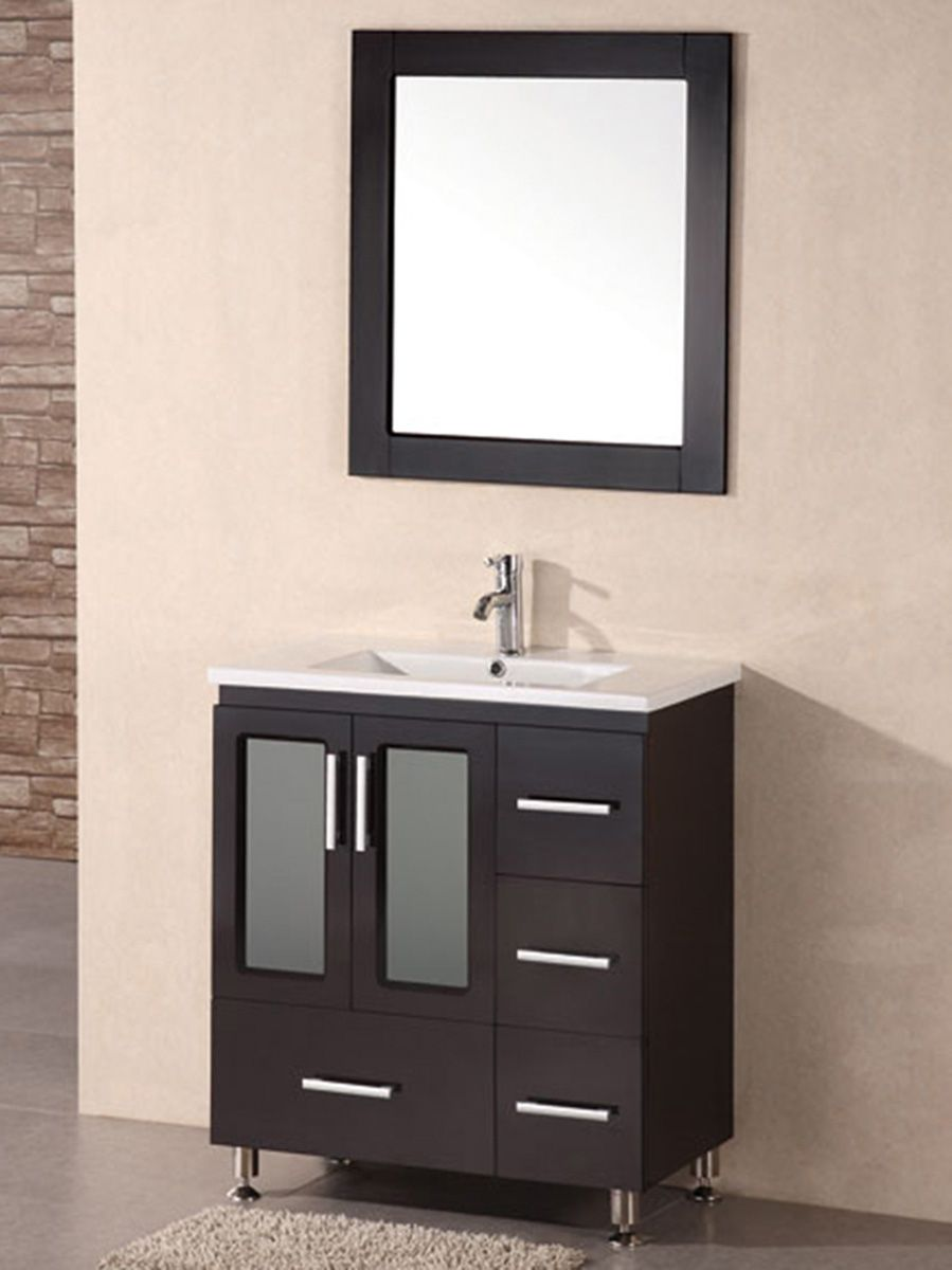 Nice 18 Inch Depth Bathroom Vanity