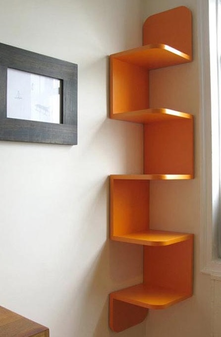 5 Step Guide to Building Your Own DIY Corner Shelving